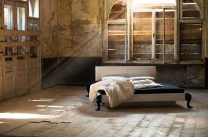 Old Habits Die Hard Bed by Desnahemisfera