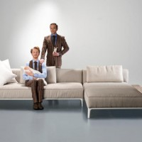 Tailor Made Sofa by Studio Segers