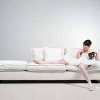 Vida Sofa by Studio Segers