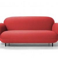 Macaroon Sofa and Chair by Iskos-Berlin