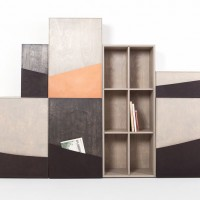 Pocket Cupboard by Färg & Blanche
