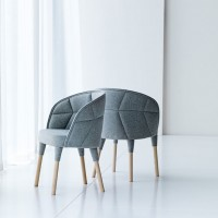 Emily Chair by Färg & Blanche