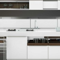 Modo Kitchen - Hide and reveal