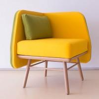 Bi Silla Chair by Silvia Ceñal