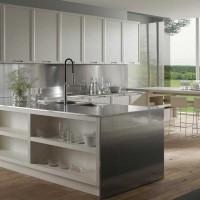 Opera Kitchen, design: A. Andreucci - C. Hoisl