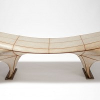 Bridge Bench by Vivian Beer