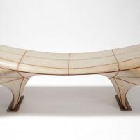 Bridge Bench by Vivian Beer
