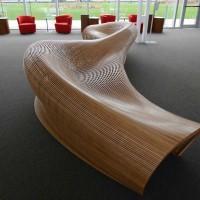 Benches by Matthias Pliessnig