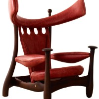 Chifruda Chair by Sergio Rodrigues, 1962