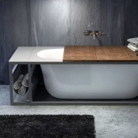 Deforming Water - a bathing system by Giopato & Coombes