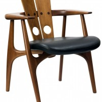 Katita Dining Chair by Sergio Rodrigues, 1997