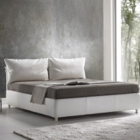 Upholstered Beds - Satis - Italy