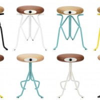 Companion Stools by Phillip Grass