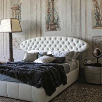 Dolcevita Bed - Gold Collection