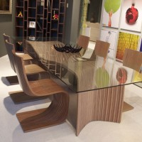 Corozo Dining Table + Dining S Chair
