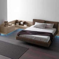 Reflex Bed by Presotto