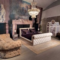 Jackpot Bedroom by Maurizio Manzoni - Roberto Tapinassi for Visionnaire
