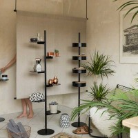 Stand Up Shelves by Thomas Schnur