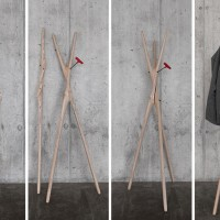 Pongo Coatrack by Matter Design Studio
