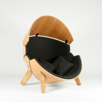 Hideaway Chair by Think & Shift for New Shoots Children's Center