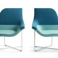 Gemini Chair by UNStudio for Artifort