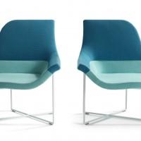 Gemini Chair by UNStudio for Artifort