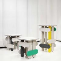 Furniture Collection for Camper Shop by Gabriella Gustafson & Mattias Ståhlbom