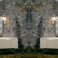 Fiore d'Acqua Bathroom by Marconato e Zappa for Altamarea
