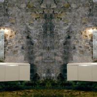 Fiore d'Acqua Bathroom by Marconato e Zappa for Altamarea