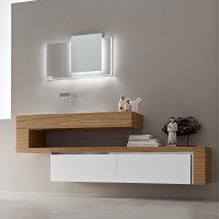 New Look Bathroom by Elena Bolis for Toscoquattro