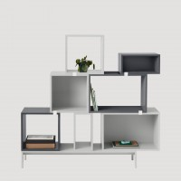 The Stacked system by Julien De Smedt for Muuto