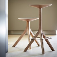 Kitchen Stool by Alison Brooks Architects