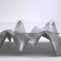 Ivo Table by Asymptote Architecture