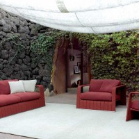 Frame Sofa and Chair by Paola Lenti