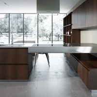 Royale Kitchen by Marco Corti for Rastelli Cucine