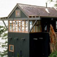 Novotny Cabin by Miller Hull Partnership