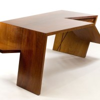 Executive Desk - Mother and Child by Charles Rose Architects