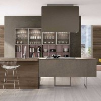 Lain Kitchen by Euromobil Cucine