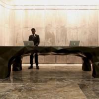 Faceted Desks by Situ Studio