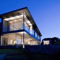 Couin de Vacque House by Jamie Falla Architecture
