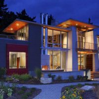 Olympic View House by BC&J Architects