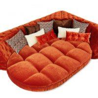 ECKBANK Sofa by Bretz