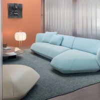Floe Insel Sofa by Patricia Urquiola for Cassina