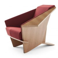Taliesin Chair By Frank Lloyd Wright