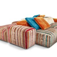Drop City Sofa by Dagmar Marsetz for Bretz