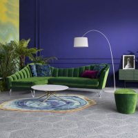 La Collina Sofa by Pauline Junglas for Bretz