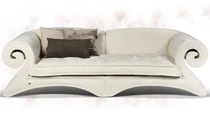 wood sofas bretz mammut sofa. Black Bedroom Furniture Sets. Home Design Ideas