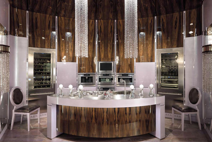 Wood - Furniture.biz | Products | Kitchen Furniture | Brummel ...