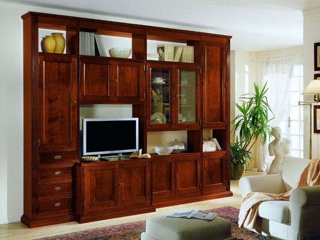 Wood - Furniture.biz | Products | Wall Units | Ca\' d\'Oro | Wall Unit ...