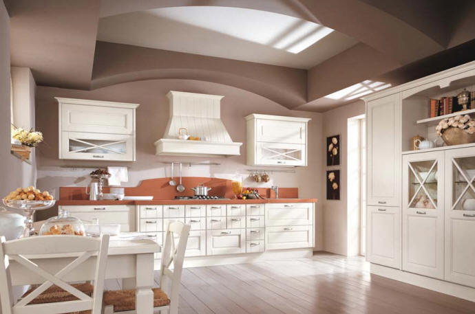 Wood - Furniture.biz   Products   Kitchen Furniture   Cucine Lube ...